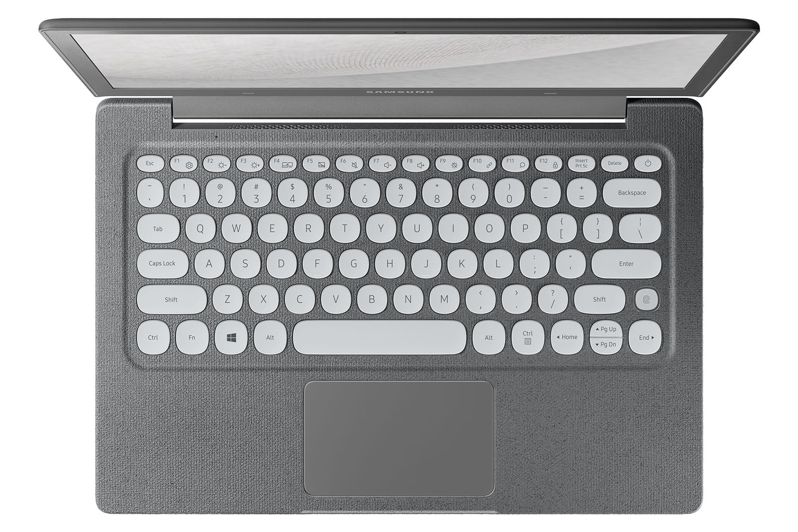 Samsung Notebook Flash Twill Charcoal NP530XBB-K01US