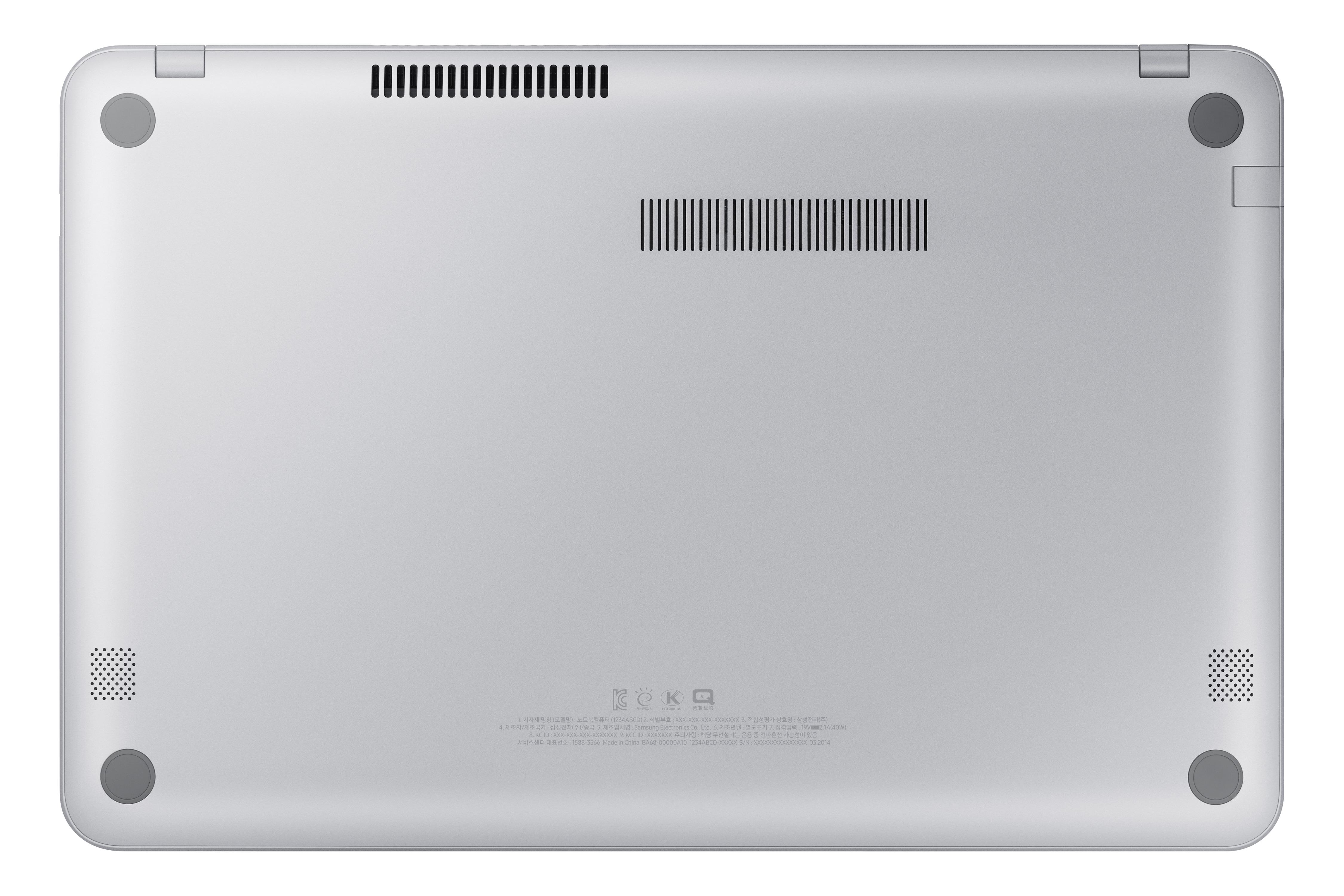 Samsung Notebook 5 NP550XTA-K01US