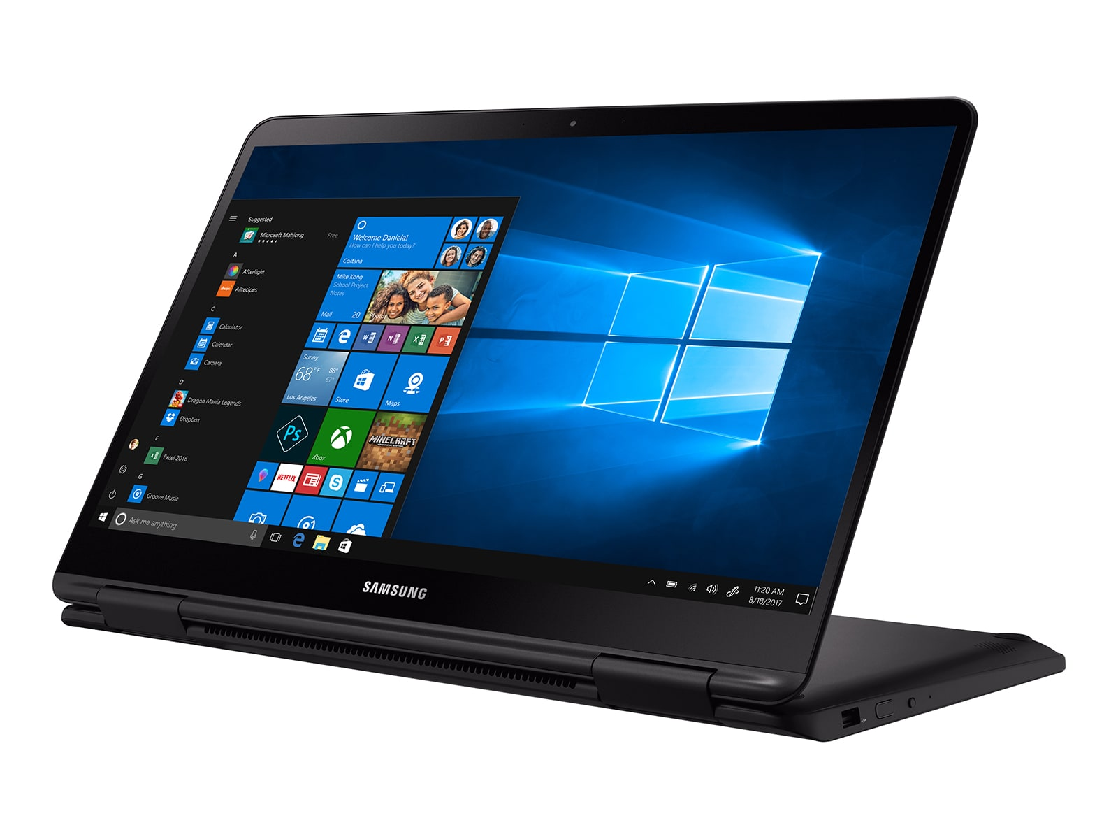 Samsung Notebook 7 NP750QUA-K01US