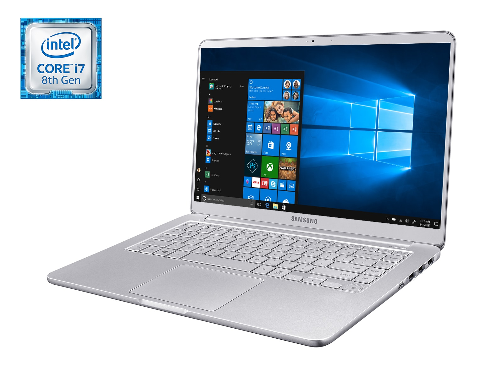 Samsung Notebook 9 NP900X5T-K01US